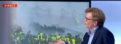 Pour Marc Fesnau, il y avait «une volonté de tuer» derrière l'incendie de la préfecture du Puy-en-Velay