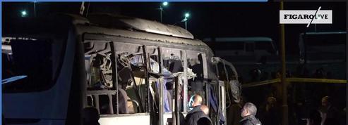 Égypte: «40 terroristes» tués après une attaque meurtrière contre des touristes