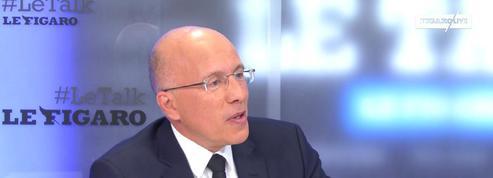 Éric Ciotti: «Les solutions à la crise sont la baisse des impôts et la baisse de l'immigration»