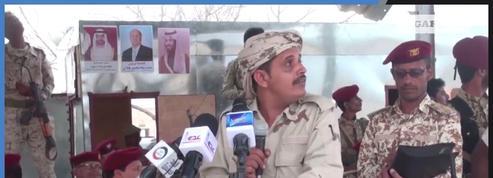 La chaîne «Yemen TV» diffuse les images choquantes d'une attaque au drone