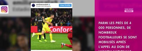 Non Stop People - Emiliano Sala disparu : Kylian Mbappé fait un beau geste pour poursuivre les recherches