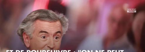Non Stop People - Gilets jaunes : Bernard-Henri Lévy réagit à l'agression antisémite contre Alain Finkielkraut