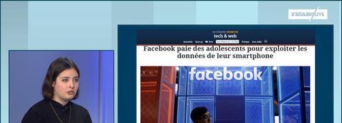 Facebook : quels succès ? L'analyse de Lucie Ronfaut.