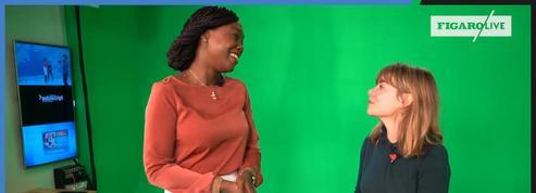 Les coulisses de la télé : Dans les studios du 12:45 avec Kareen Guiock