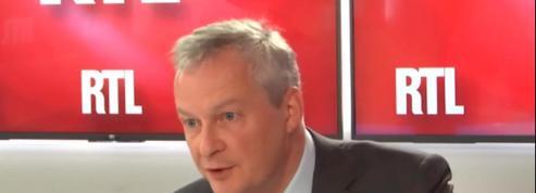 Bruno Le Maire : « Ma ligne rouge, c'est l'augmentation des impôts ou la création de nouvelles taxes »