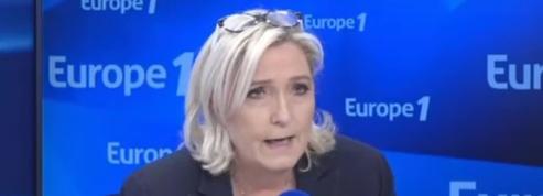 Le Pen : «Le fondamentalisme islamiste est incontestablement à l'origine de l'antisémitisme»