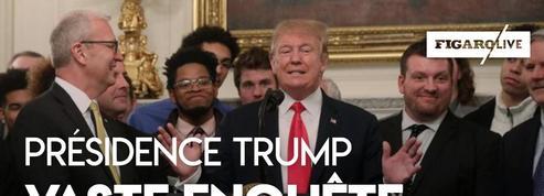 La présidence Trump visée par une vaste enquête parlementaire