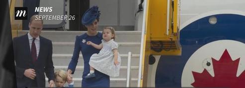Le Canada, première visite officielle pour la famille royale