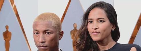 Pharrell Williams et Helen Lasichanh ont eu des triplés