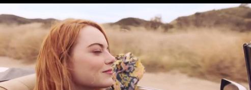 Emma Stone dans la dernière campagne Louis Vuitton 2018
