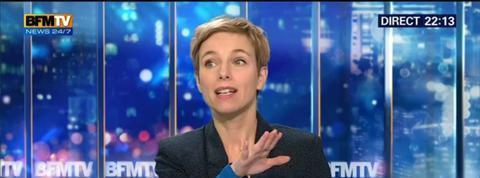 Le Face à Face: Jean-Christophe Buisson VS Clémentine Autain, dans Hondelatte Direct