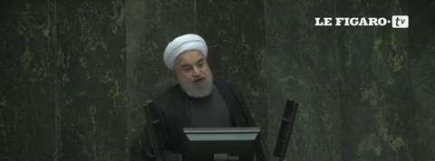 Rohani : «Cet accord va nous permettre de nous développer»