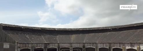 Loto du patrimoine : la rotonde ferroviaire de Montabon