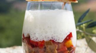 Fraîcheur de fraise et mangue