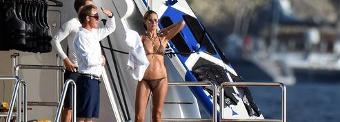 Le farniente chez les people, c'est yacht sinon rien