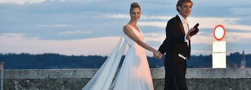 Retour sur le mariage presque royal de Pierre Casiraghi et Beatrice Borromeo