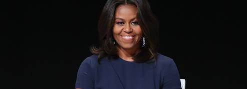Au Moyen-Orient, Michelle Obama dénonce les