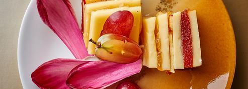 Millefeuilles au fromage Étivaz