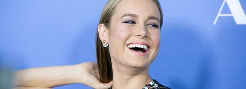 Brie Larson, celle qui va gagner l'Oscar