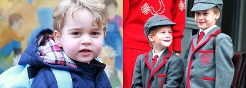 George de Cambridge va intégrer une école maternelle à 25.000 euros l'année