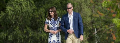 Kate et William sur les traces de Lady Diana en Inde