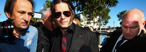 Johnny Depp, Julia Roberts, David Beckham... La semaine people