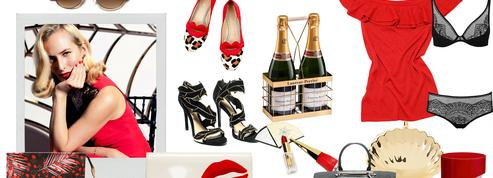 Des idées cadeaux glamour comme Charlotte Olympia