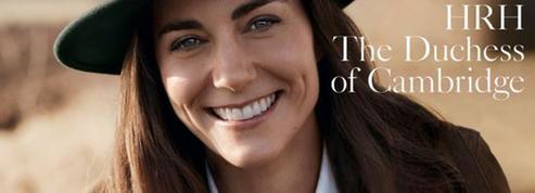 Kate Middleton en couverture de
