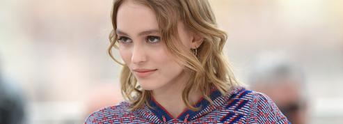 Lily-Rose Depp, la lolita qui intrigue la Croisette