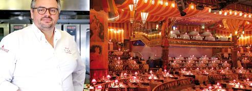 Le Moulin Rouge, French cancan et gastronomie