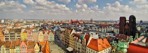 Embarquement pour Wroclaw, la petite Venise polonaise