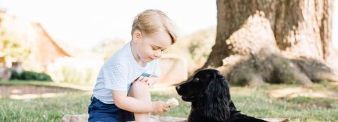 Le prince George a 3 ans : pourquoi il n'est plus un bébé