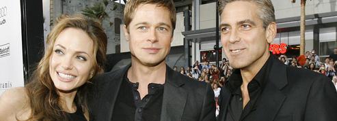 Angelina Jolie et Brad Pitt divorcent : la réaction en direct de George Clooney