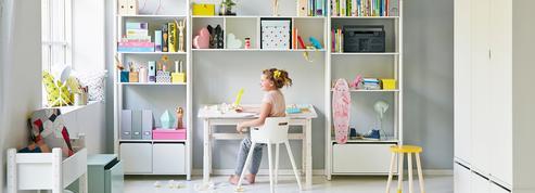 Sept conseils pour que la chambre des enfants reste rangée