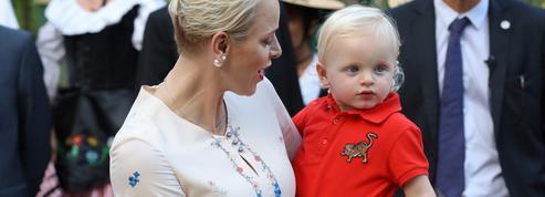 Le prince Jacques de Monaco a bien grandi