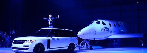 Richard Branson, Elon Musk, Paul Allen... Les nouveaux cow-boys de l'espace