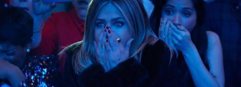 Jennifer Aniston piégée dans un