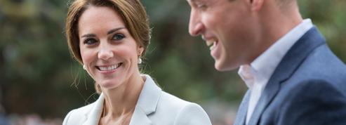 Kate Middleton et le prince William rendront un hommage à Lady Diana