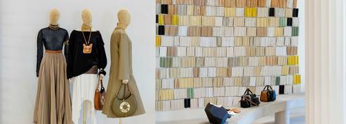 Loewe, une autre idée du luxe dans un flagship radical