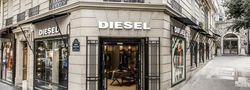 Diesel installe une boutique stratégique dans le XVIe à Paris