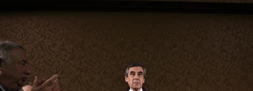 François Fillon, le costume d'un président