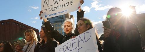Donald Trump président, les Américaines font de la résistance
