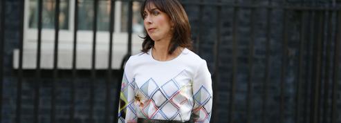 Samantha Cameron, l'épouse de l'ex-premier ministre britannique, se (re)lance dans la mode