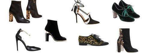 Escarpins vertigineux VS slippers sophistiqués pour les fêtes de fin d'année