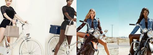 Un mannequin recrée les campagnes de mode pour dénoncer le manque de diversité
