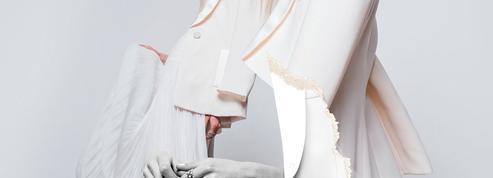 Bagues de fiançailles et robes... Notre série mode spécial mariage