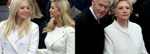 Hillary Clinton, Ivanka et Tiffany Trump : pourquoi elles étaient en blanc pour l'investiture ?