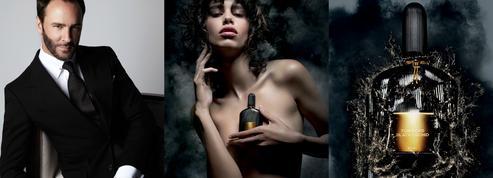 Tom Ford et le parfum : dix ans de provocations sensuelles