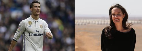 Cristiano Ronaldo et Angelina Jolie bientôt réunis... dans une série télé