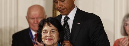 Dolores Huerta, la féministe derrière le